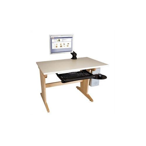 "Shain Computer Aided Design Art 48""W x 30""D Drafting Table"