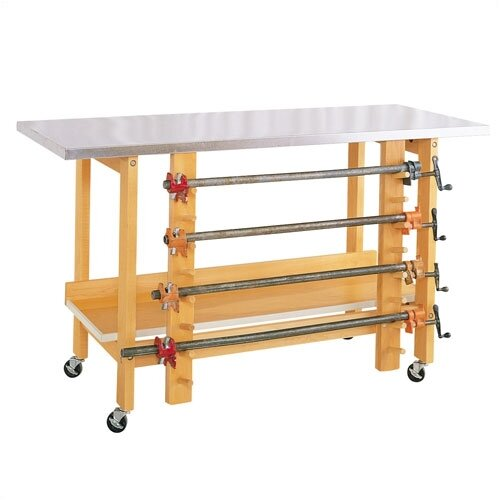 Shain Glue and Stain Workbench