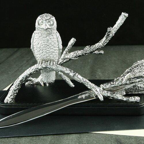 Desktop Owl Letter Holder