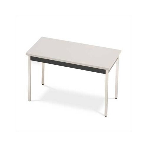 "ABCO Self Edge 96"" W x 30"" D Utility Table"