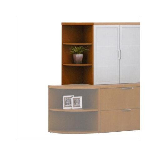 "ABCO Unity Executive Series 38"" Bookcase"