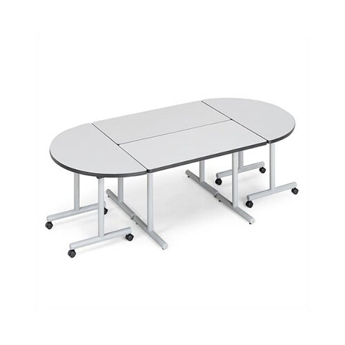 "ABCO 24"" x 48 - 72"" Desk Size Training Table"