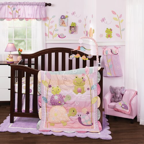 Puddles 4 Pc Bedding Set