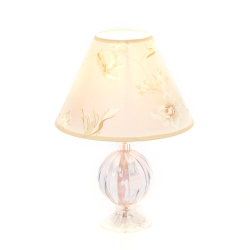 Lambs & Ivy Little Princess Table Lamp with Shade