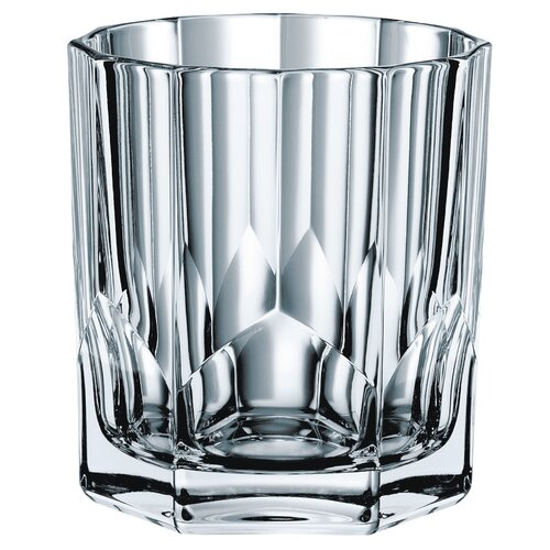 Aspen 11 oz. Double Old Fashioned Glass (Set of 4)