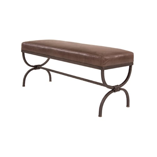 Legacy Leather Bench
