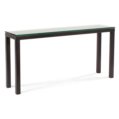 Parsons Console Table