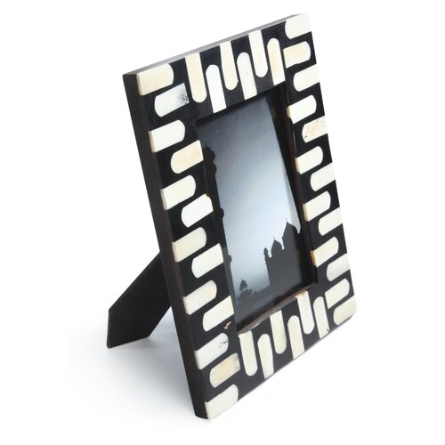 Checkered Past Picture Frame