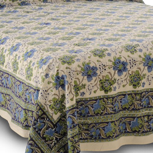 Raath Ki Rani Twin/Full Bedspread