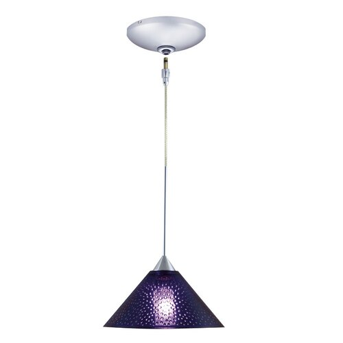 Gabby 1 Light Pendant and Canopy Kit