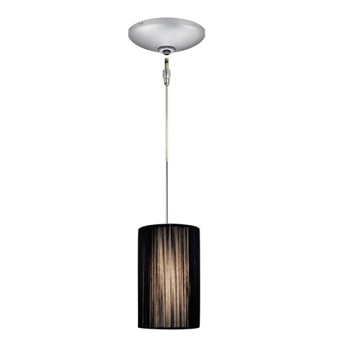 Zen 1 Light Pendant and Canopy Kit