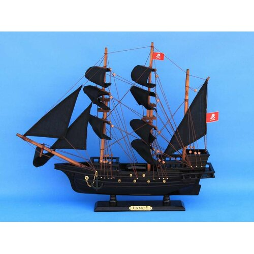 Handcrafted Model Ships Henry Avery's the Fancy Model Ship