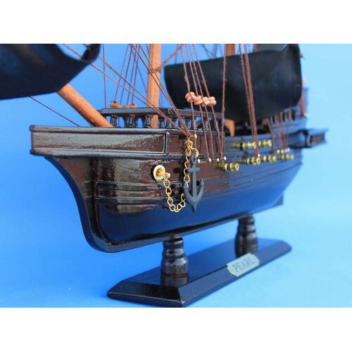 Handcrafted Model Ships Edward England's Pearl Model Ship