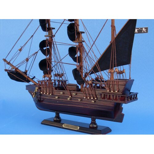 Handcrafted Model Ships Bart's Royal Fortune Model Ship