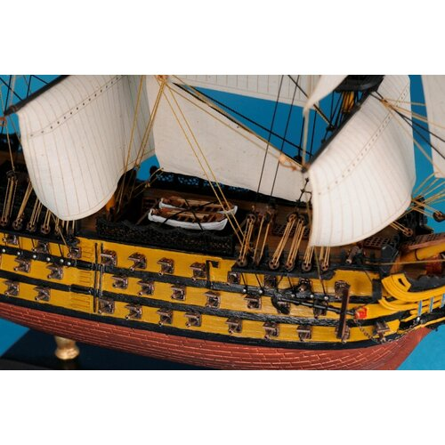 Handcrafted Model Ships HMS Victory Limited Model Ship