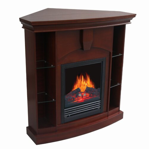 Stonegate Wessex Corner Curio Electric Fireplace Reviews