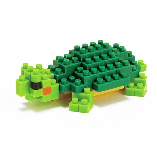 nanoblock Mini Red Eared Slider Building Blocks