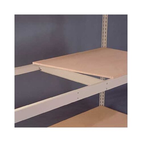 "Penco Double Rivet 84"" H 5 Shelf Shelving Unit Add-on"
