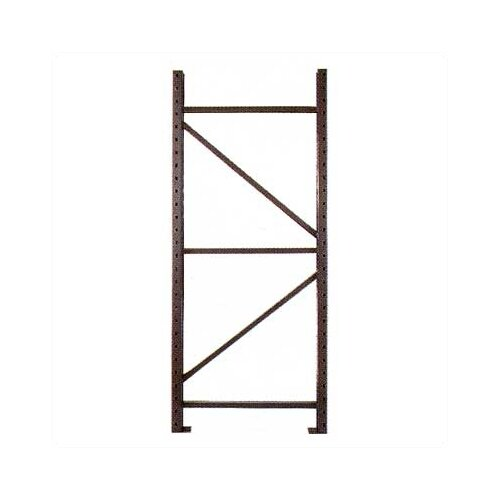 "Penco Pallet Rack Upright Frames - 3"" x 2 1/4"" Post"