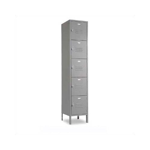 Penco Vanguard 5 Tier 3 Wide Box Locker
