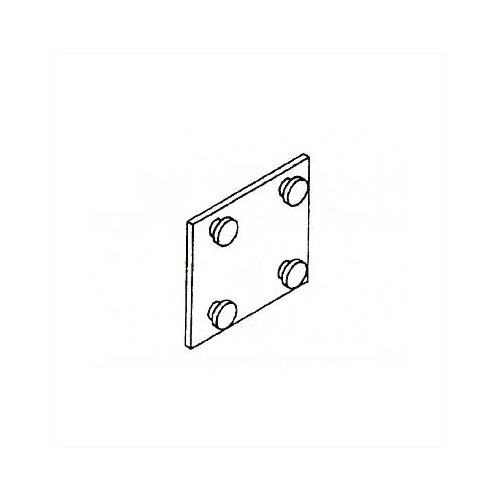 Penco RivetRite Parts - Tie Plate