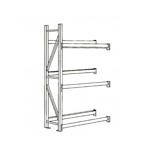 Penco Tire Rack Units - Basic Units, Single Entry