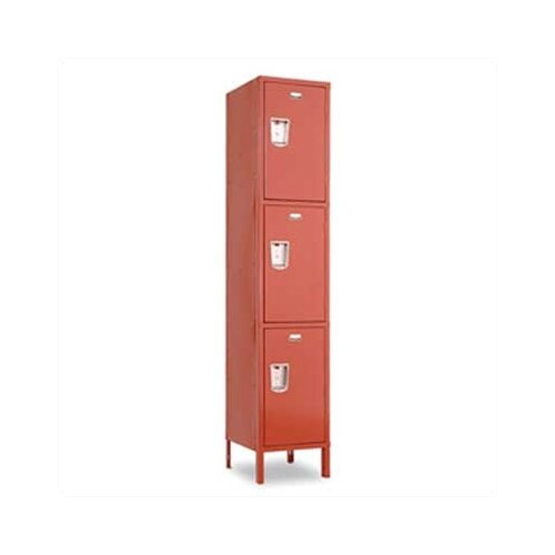 Penco Guardian 3 Tier 1 Wide Box Locker