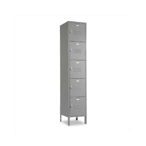 Penco Vanguard 5 Tier 1 Wide Box Locker