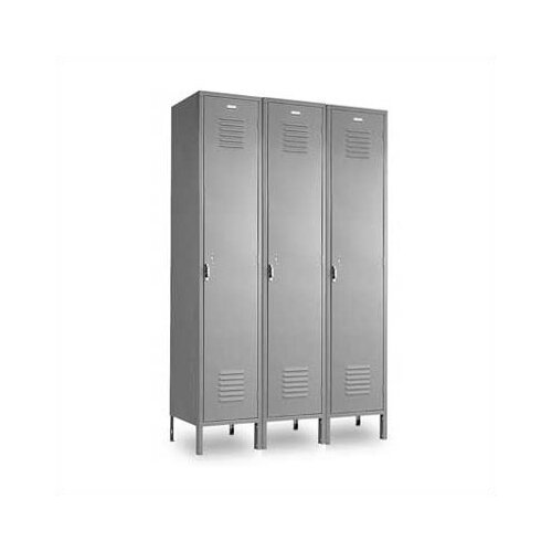 Penco Vanguard Single Tier Locker (Assembled)