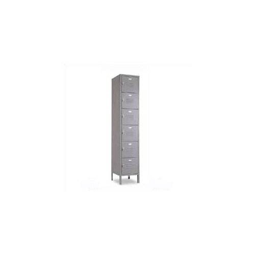 Penco Vanguard Six Tiers 3 Wide Locker (Assembled)
