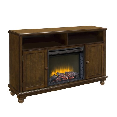 Pleasant Hearth Pearson Media Cabinet And 23 Electric Fireplace Reviews Wayfair
