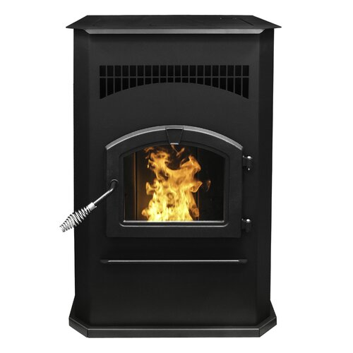 Pleasant Hearth 2200 Square Foot Pellet Burning Stove