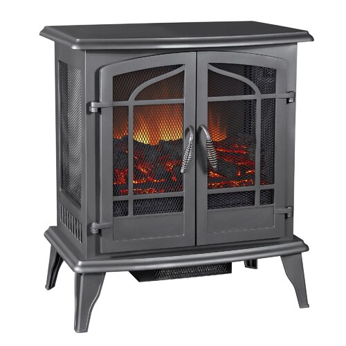 Pleasant Hearth 400 Square Foot Panoramic View Stove Heater