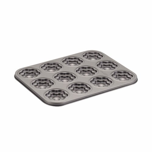 12-Cup Flower Molded Cookie Pan