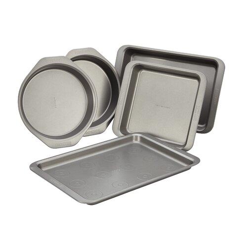 Basics 5-Piece Nonstick Bakeware Set