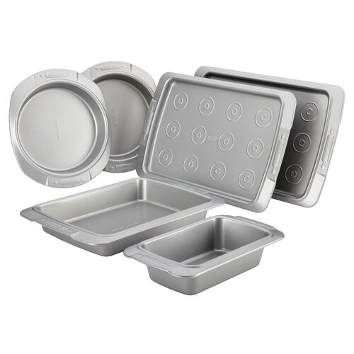Deluxe Bakeware Nonstick 6 Piece Set