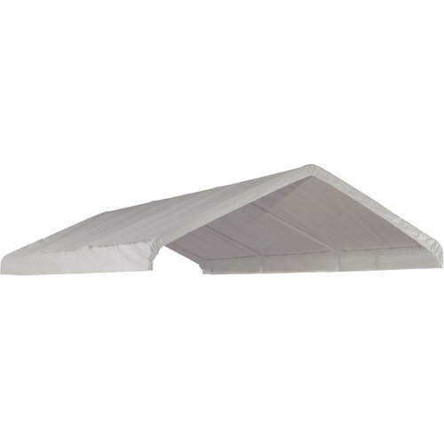 ShelterLogic 10ft. W x 20ft. D  Canopy Replacement Cover