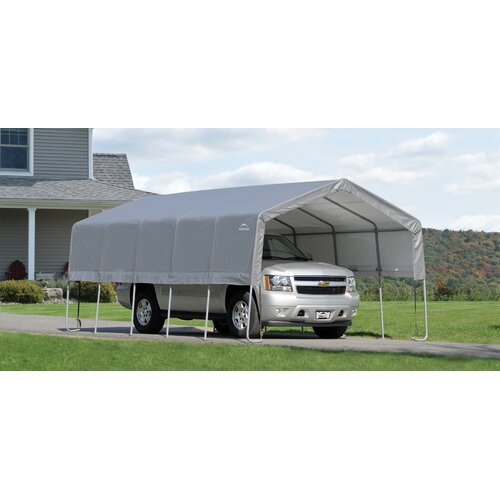 ShelterLogic Peak Style Carport