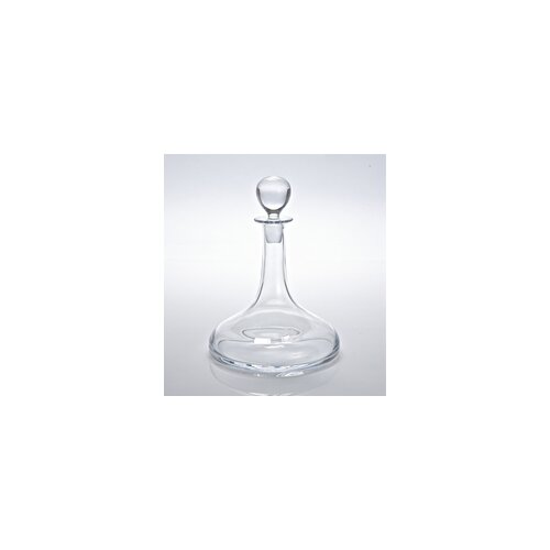 Badash Crystal Charles Captains Decanter