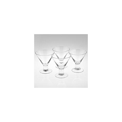 Badash Crystal Caprice Martini Glass