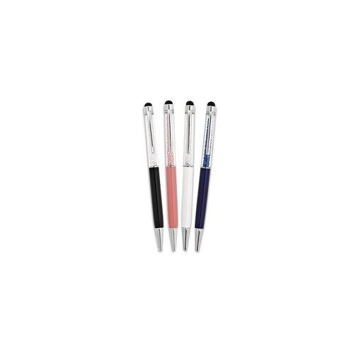 4 Piece Crystalized Pen Set