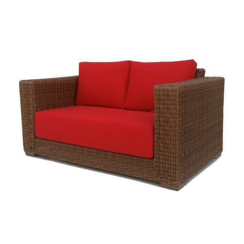 Santa Barbara Loveseat with Cushions