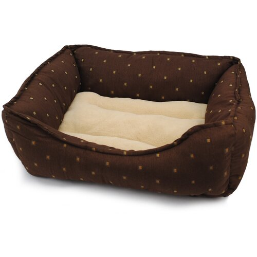 Brinkmann Pet Home Décor Bolster Dog Bed