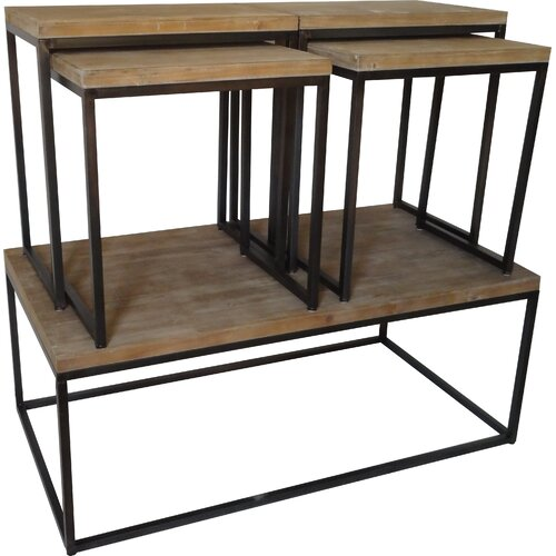 5 Piece Nesting Tables