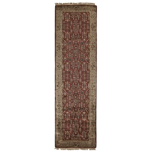 Amore Red / Light Gold Rug