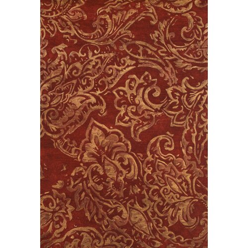 Mahsa Red / Multi Rug