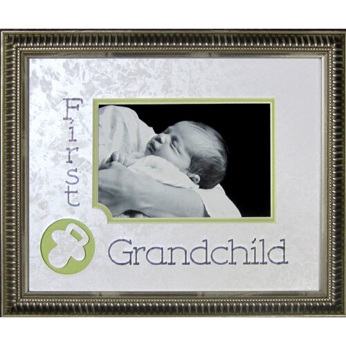 First Grandchild Frame Photographic Print