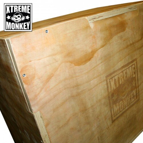 Unified Fitness Group Flat Pack Wood Plyo Box