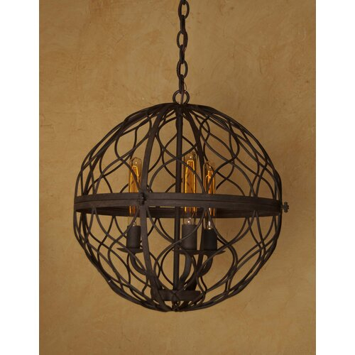 Sphere Mini Chandelier