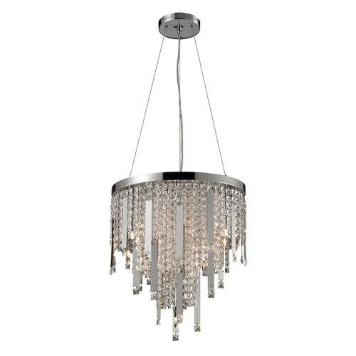 Nulco Lighting Kingsford 10 Light Chandelier